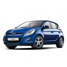 Автоковрики на Hyundai i20 I (PB) 5 дверей (2008 - 2012)