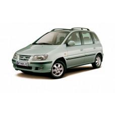 Автоковрики на Hyundai Matrix (FC) (2001 - 2010)