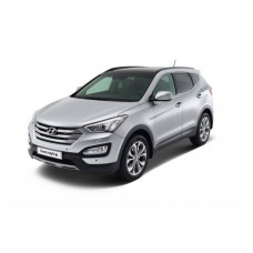Автоковрики на Hyundai Santa Fe III (DM) (2012 - 2018)