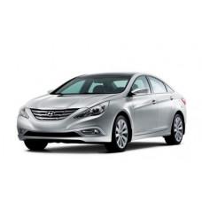 Автоковрики на Hyundai Sonata VI (YF) (2009 - 2014)