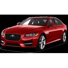 Автоковрики на Jaguar XF II (2015 - ...)