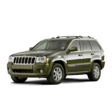 Автоковрики на Jeep Grand Cherokee (Wk) (2004 - 2010)