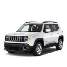 Автоковрики на Jeep Renegade Limited 4WD (2014 - ...)