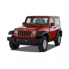 Автоковрики на Jeep Wrangler III (JK) 3 двери (2007 - ...)