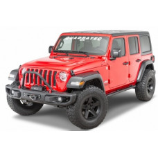 Автоковрики на Jeep Wrangler (JL) 3 двери (2017 - )