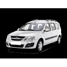 Автоковрики на LADA (ВАЗ) Largus (R90) 5 мест (2012 -2019)