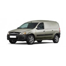 Автоковрики на LADA (ВАЗ) Largus (F90) Фургон (2012 -2019)