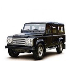 Автоковрики на Land Rover Defender 5d (1988 - 2016)