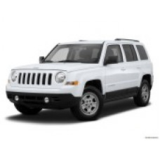 Автоковрики на Jeep Liberty (Patriot) MK (2007 - ...)