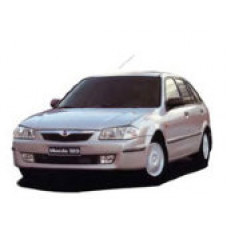 Автоковрики на Mazda 323 VI (BJ) (1998 - 2003)