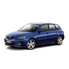 Автоковрики на Mazda 3 Хетчбек (Axela) Правый руль (2003 - 2008)
