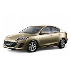 Автоковрики на Mazda 3 II (BL) (2009 - 2013)