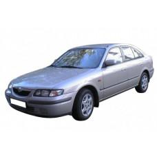 Автоковрики на Mazda 626 LX (USA) (1997 - 2002)