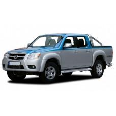 Автоковрики на Mazda Bt-50 (2006 - 2011)