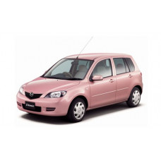 Автоковрики на Mazda Demio (DY) (2002 - 2007)
