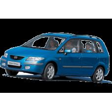 Автоковрики на Mazda Premacy правый руль (1999 - 2004)