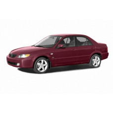 Автоковрики на Mazda Protege (2000 - 2003)