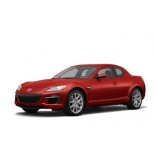 Автоковрики на Mazda RX-8 (2002 - 2012)