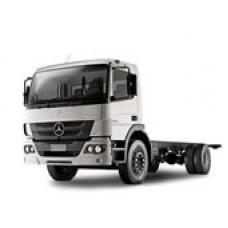 Съемная тонировка на Mercedes-Benz Atego 1324 (1998 - 2005)
