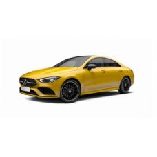 Съемная тонировка на Mercedes-Benz CLA-Class II (C118) (2019 - ...)