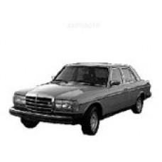 Съемная тонировка на Mercedes-Benz E-Class (W123) Седан (1976 - 1986)