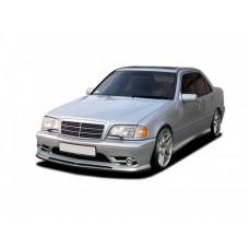 Съемная тонировка на Mercedes-Benz C-Class I (W202) (1993 - 2001)