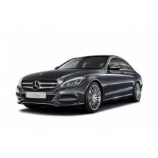 Съемная тонировка на Mercedes-Benz C-Class IV (W205) (2014 - 2018)