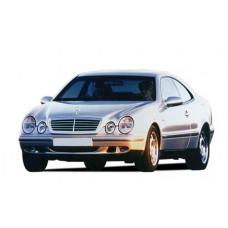 Съемная тонировка на Mercedes-Benz CLK-Class I (W208, C208) (1997 - 2003)
