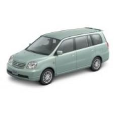 Автоковрики на Mitsubishi Dion правый руль (2000 - 2006)