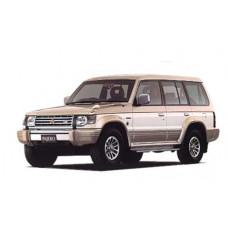 Каркасные шторки на Mitsubishi Pajero II (1990 - 2004)