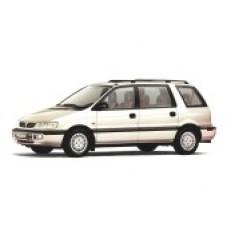 Ева коврики Mitsubishi Space Wagon 3