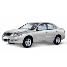 Каркасные шторки на Nissan Almera Classic I (B10) (2006 - 2013)