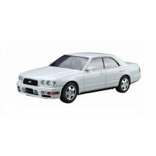 Съемная тонировка на Nissan Cedric IX (Y33) Правый руль (1995 - 1999)
