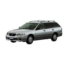 Автоковрики на Nissan Expert I (W10) Правый руль (1999 - 2006)