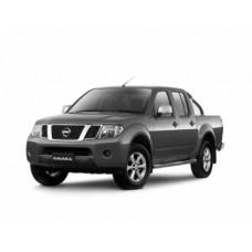 Съемная тонировка на Nissan Navara II (D40) (2004 - 2020)