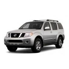 Автоковрики на Nissan Pathfinder III (R51) 5 мест (2004 - 2010) Дорестайлинг