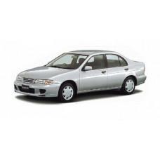 Автоковрики на Nissan Pulsar V (N15) Правый руль (1995 - 2000)