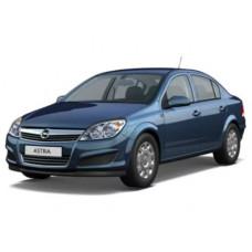 Автоковрики на Opel Astra H (A04) Седан (2004 - 2014)