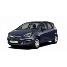 Автоковрики на Opel Meriva A (X01) (2003 - 2010)