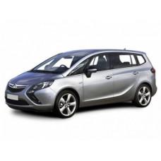 Автоковрики на Opel Zafira C (P12) 7 мест (2011 - ...)