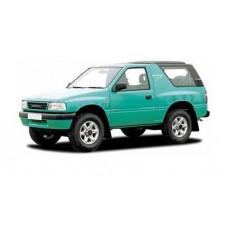 Автоковрики на Opel Frontera A (MWL4) 3 двери (1991 - 1998)
