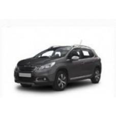 Съемная тонировка на Peugeot 2008 (2013 - ...)