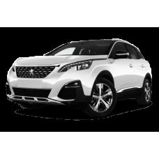Съемная тонировка на Peugeot 3008 II (2016 - ...)