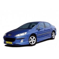 Съемная тонировка на Peugeot 407 (2004 - 2010)