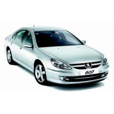 Съемная тонировка на Peugeot 607 (1999 - 2010)