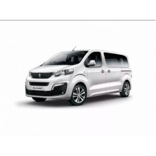 Автоковрики на Peugeot Traveller I Передние коврики (2016 - ...)