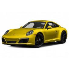 Автоковрики на Porsche 911 (2019 - ...)