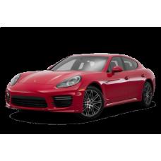 Автоковрики на Porsche Panamera I (2013 - 2016) Рестайлинг