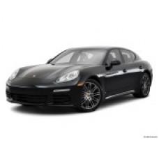 Автоковрики на Porsche Panamera I (2009 - 2013) Дорестайлинг