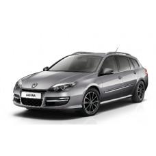 Каркасные шторки на Renault Laguna 3 (2007 - 2015)